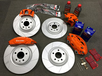 Q5 TDI Front Brembo | S5 Rear Caliper Upgrade